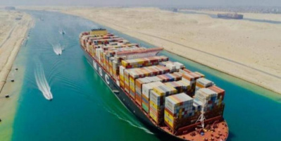ارتفاع إيرادات قناة السويس 11.6 %