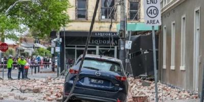 زلزال بقوة 6 ريختر يضرب ولاية فيكتوريا الأسترالية
