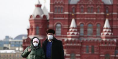 روسيا: 817 وفاة و 19706 إصابات جديدة بكورونا