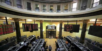 ارتفاع جماعي بمؤشرات البورصة المصرية