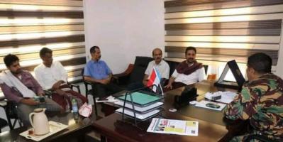 المحمدي والجبواني يطالبان بدعم الجبهات لمواجهة الحوثي