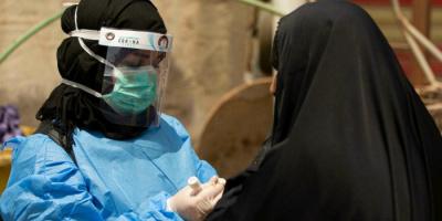 العراق: 38 وفاة و 2906 إصابات جديدة بكورونا