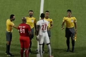 "نائب رئيس ""سورينام"" يحطم رقم أكبر لاعب بالتاريخ"