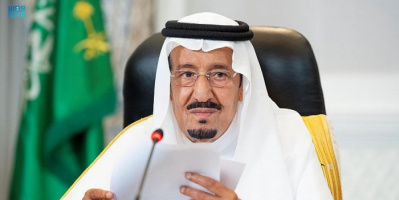 خادم الحرمين: مليشيا الحوثي ترفض الحلول السلمية