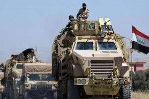 طائرات حربية عراقية تستهدف مواقع داعش في كركوك