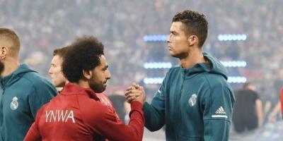 بارلور: صلاح سيتفوق على رونالدو في عدد الأهداف