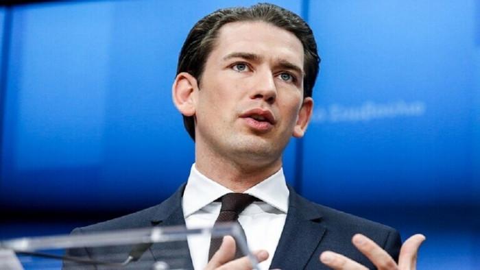 استجواب مستشار النمسا في قضية فساد