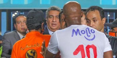 """شيكابالا يقرر رفع شكوى لـ""""فيفا"""" في الاتحاد المصري"""