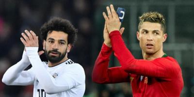 رونالدو الأعلى أجرا بين لاعبي العالم وصلاح الخامس