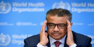 ألمانيا ترشح تيدروس أدهانوم لولاية ثانية لمنظمة الصحة العالمية
