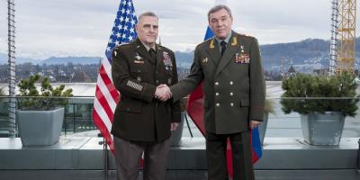 منذ 2019.. قائدا الجيشين الأمريكي والروسي يلتقيان بهلسنكي