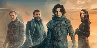 تعرف على إيرادات فيلم Dune بعد تصويره في الأردن وأبو ظبي