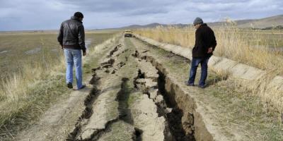 زلزال بقوة 4.3 ريختر يضرب أوكرانيا