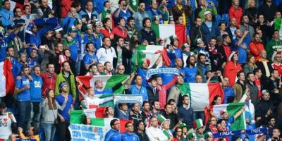 إيطاليا تسمح بحضور الجماهير 100% من أكتوبر