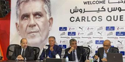 مجاهد يناقش مع كيروش احتياجات منتخب مصر