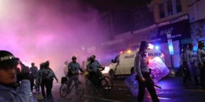 مصرع وإصابة 13 شخصا في هجوم ناري بأمريكا