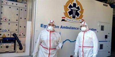 مصر: 722 إصابة جديدة و31 وفاة بكورونا