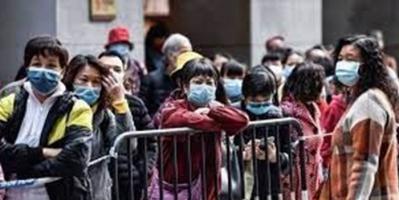 الصين تسجل 54 إصابة جديدة بكورونا