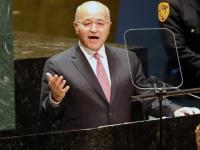 الرئيس العراقي يؤكد على أهمية الانتخابات المقبلة