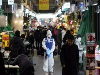 كوريا الجنوبية: 7 وفيات و2434 إصابة جديدة بكورونا