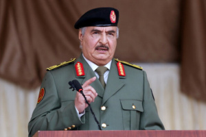 مستشار حفتر: هناك دعم دولي لترشح قائد الجيش لرئاسة ليبيا