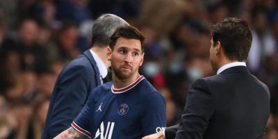 ميسي يواصل الغياب عن مباريات باريس للإصابة