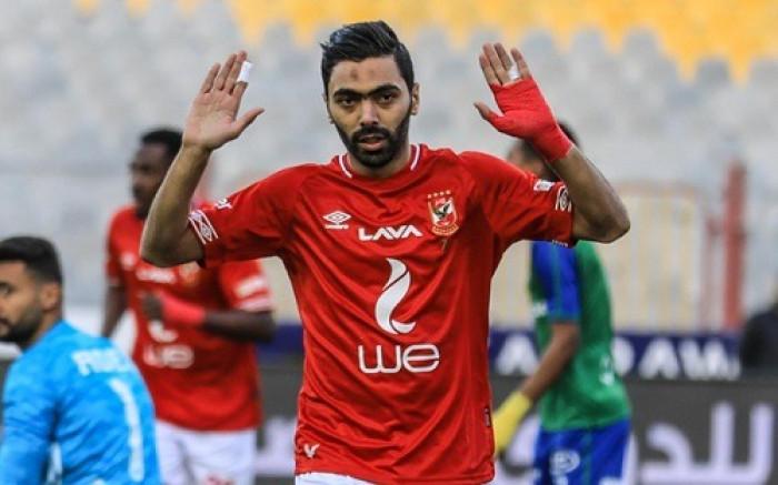حسين الشحات يغيب عن الأهلي 14 يوما للإصابة