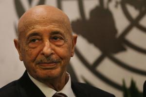 حقيقة ترشح رئيس مجلس النواب الليبي للانتخابات الرئاسية