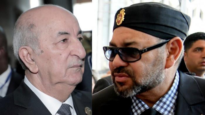 العاهل المغربي يعزي تبون في وفاة الرئيس الجزائري الأسبق