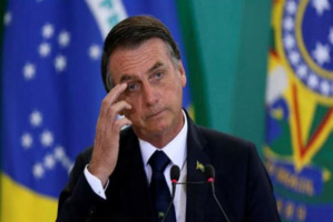 إصابة نجل الرئيس البرازيلي بفيروس كورونا