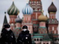 روسيا تسجل 822 وفاة و22041 إصابة جديدة بكورونا