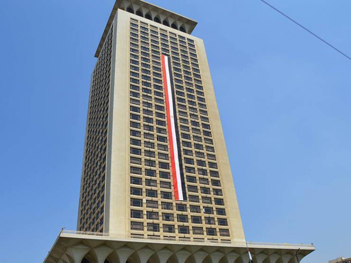 وزيرا خارجية مصر وأرمنيا يبحثان العلاقات الثنائية بين البلدين