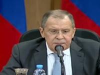 لافروف: يجب انسحاب القوات الأجنبية من ليبيا