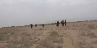 اكتشاف حقل ألغام فردية زرعه الحوثيون بالحديدة
