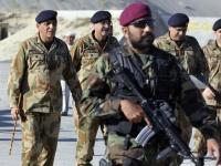 الجيش الباكستاني: قضينا على 10 مسلحين إرهابيين