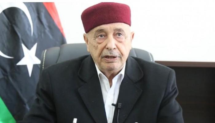 رئيس النواب الليبي ينتقد دعوات إجراء استفتاء على الدستور