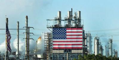 ارتفاع مخزونات النفط بأمريكا بشكل مفاجئ