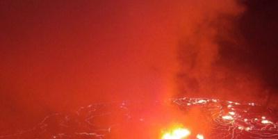 بركان كيلويا يثور ويقترب من جنوبي غربي الولايات المتحدة