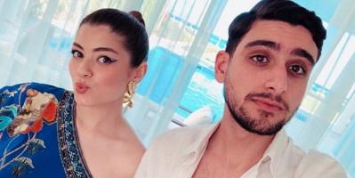 تيام مصطفى قمر يكشف حقيقة ارتباطه بـ ليلى أحمد زاهر