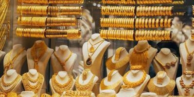 أسعار الذهب اليوم السبت 2-10-2021 في السعودية