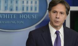 وزير الخارجية الأمريكي يبحث مع أمين عام الناتو وحدة الحلفاء