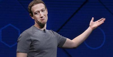 سهم فيسبوك يتراجع 4.9 % بعد تعطل خدمات الموقع