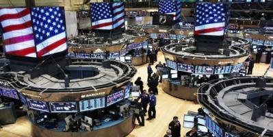 صعود مؤشرات الأسهم الأمريكية ببورصة نيويورك