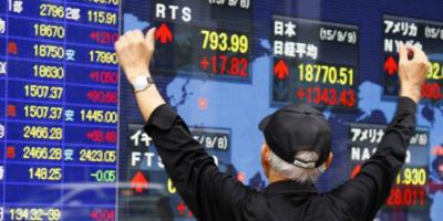ارتفاع المؤشر الياباني ببورصة طوكيو