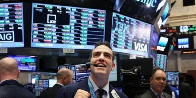 ارتفاع مؤشرات الأسهم الأمريكية.. وداو جونز يصعد 0.3%