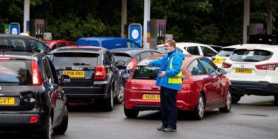 بريطانيا: مخاوف من تفاقم أزمة الوقود خلال الشتاء