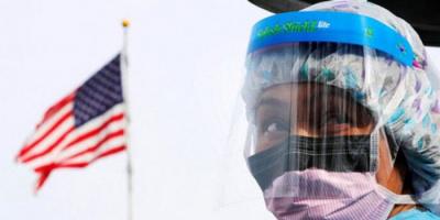 أمريكا: 1,850 وفاة و102,805 إصابات جديدة بكورونا