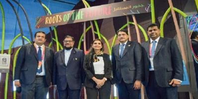 جناح موريشيوس في إكسبو 2020 دبي يستعرض فرص الاستثمار بأفريقيا