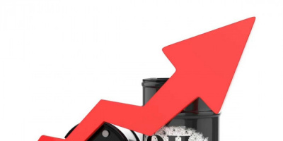 ارتفاع سعر نفط خام القياس العالمي