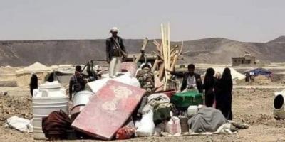 جنون الحوثي وتآمر الشرعية يفجران الأوضاع الإنسانية في مأرب